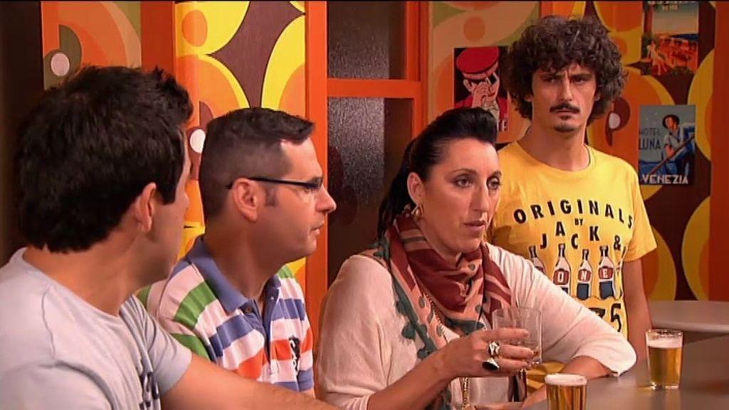 Rossi de Palma es Penélope, el nuevo amor desenfrenado de Vicente