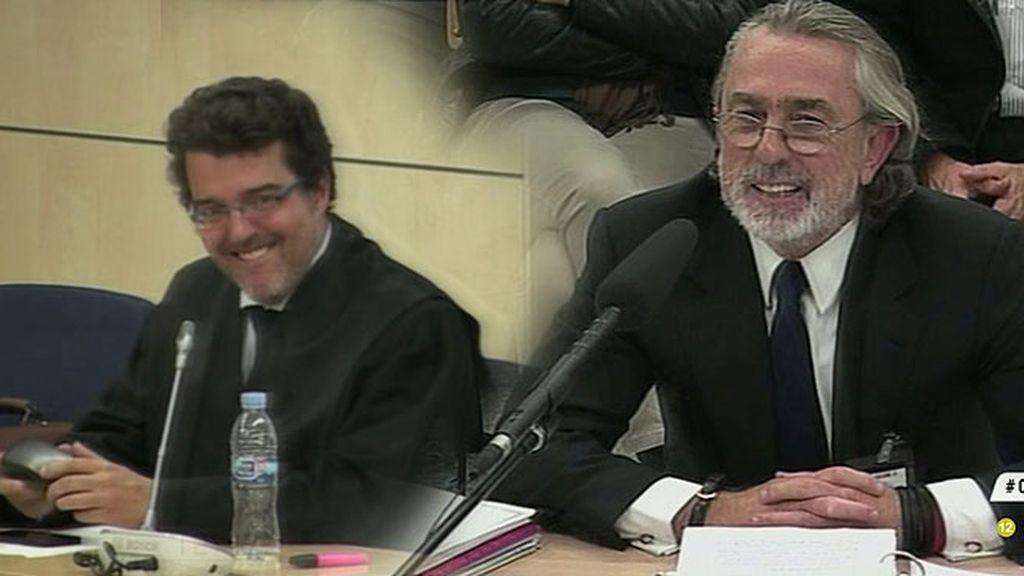"Francisco Correa, ante juez: ""No sabe usted que subidón me da contar todo esto"""