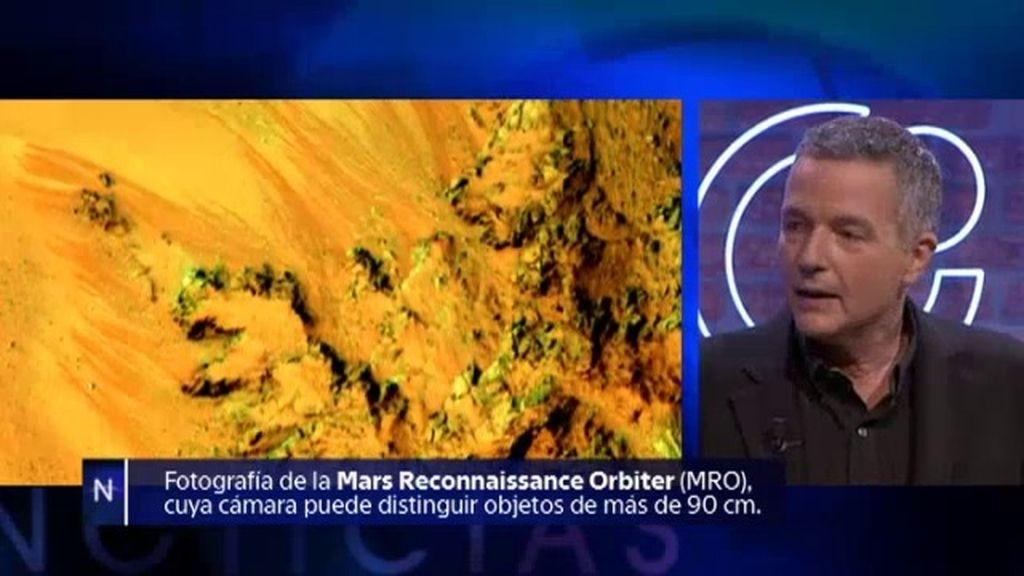 """José Manuel Nieves: """"Ahora cobra sentido la teoría de que venimos de Marte"""""""