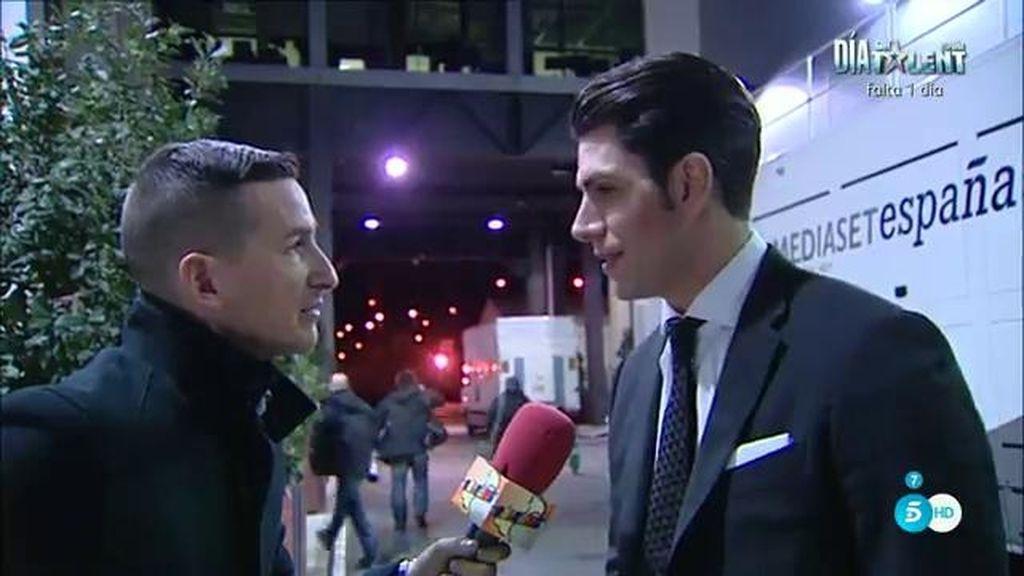 """Diego Matamoros: """"Hemos visto al verdadero 'Javierito', el chico chulo, altivo y prepotente"""""""