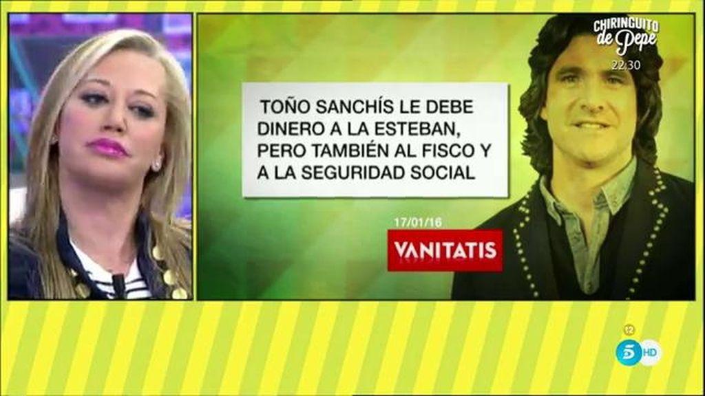 Belén recaudó dinero para los damnificados de Lorca pero nunca llegó a su destino