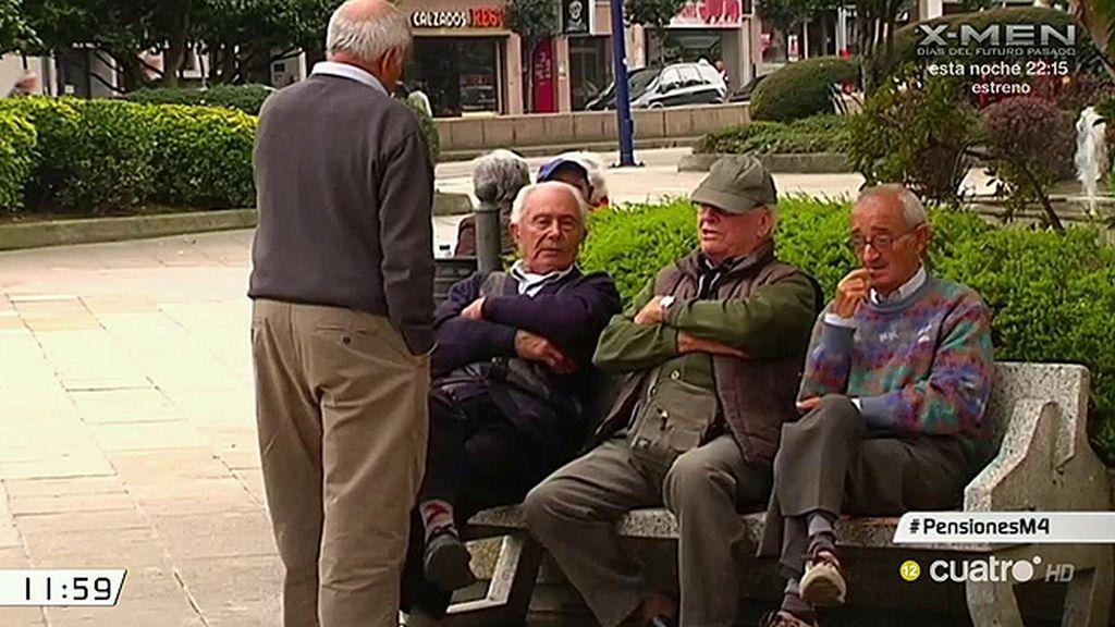 España envejece: en 15 años, uno de cada cuatro españoles tendrá más de 65 años