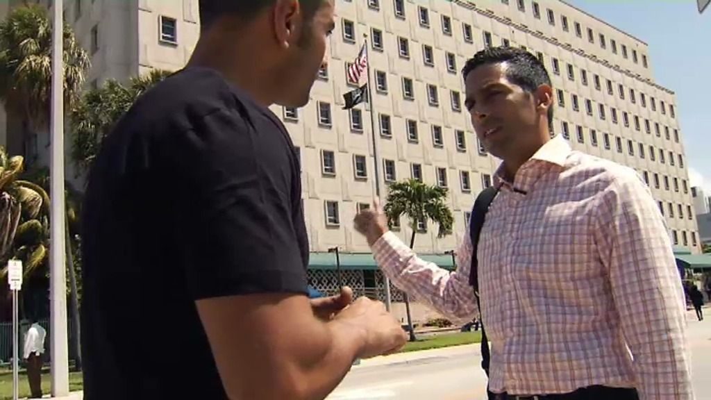 """David Ovalle, periodista de Miami Herald: """"El sistema judicial aquí es muy abierto"""""""