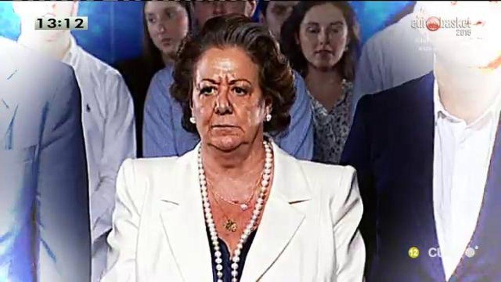 Rita Barberá no tiene casas a su nombre