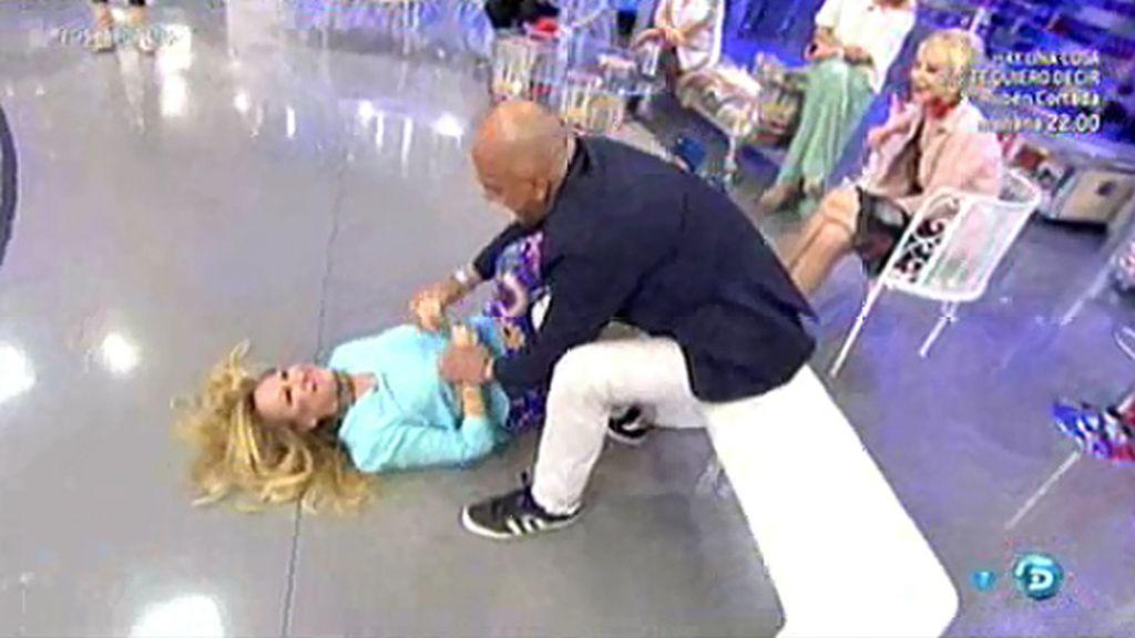 """Rosa Benito: """"Yo me he puesto de alfombra cada vez que os habéis metido con mi hija"""""""