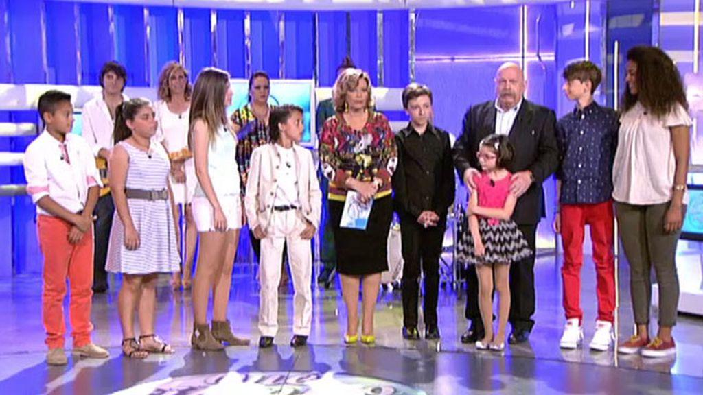 ¡Todos los niños ganan el concurso de 'Yo soy mi ídolo'!