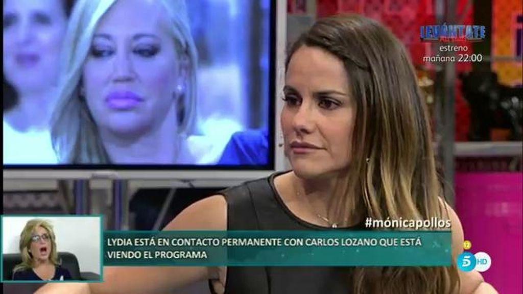"""Mónica Hoyos: """"Mi separación me hundió en ese momento"""""""