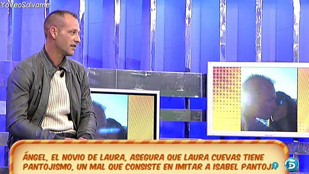 """Ángel: """"Laura Cuevas quería entrar en la casa sin novio para crear morbo"""""""