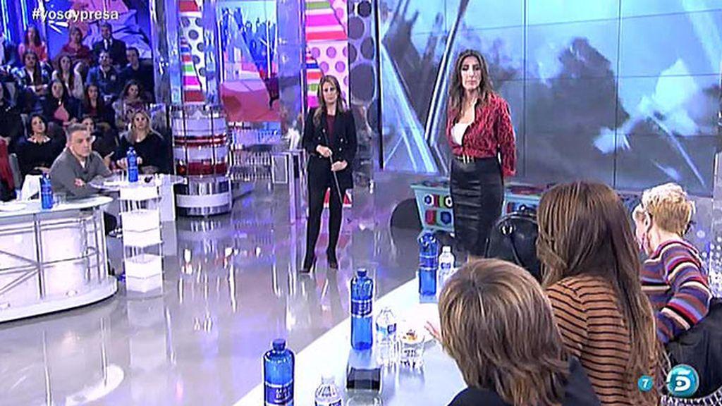 """Cris Soria, sobre cómo ha entrado Pantoja en prisión: """"Ha sido premeditado"""""""