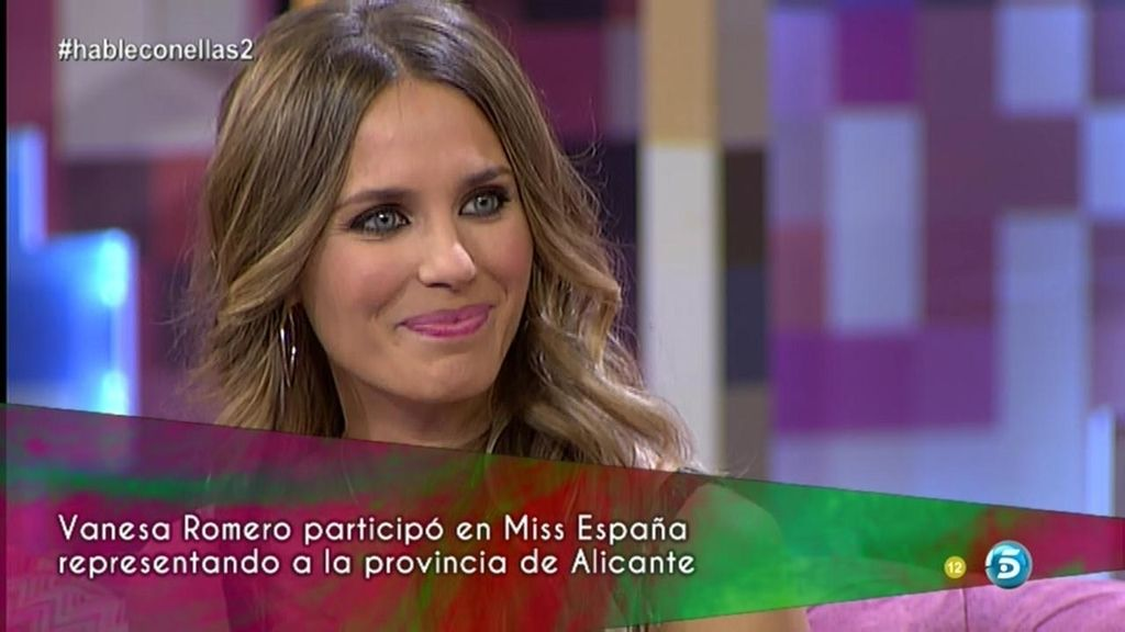 "Vanessa Romero: ""Me presenté al certamen de Miss España"""