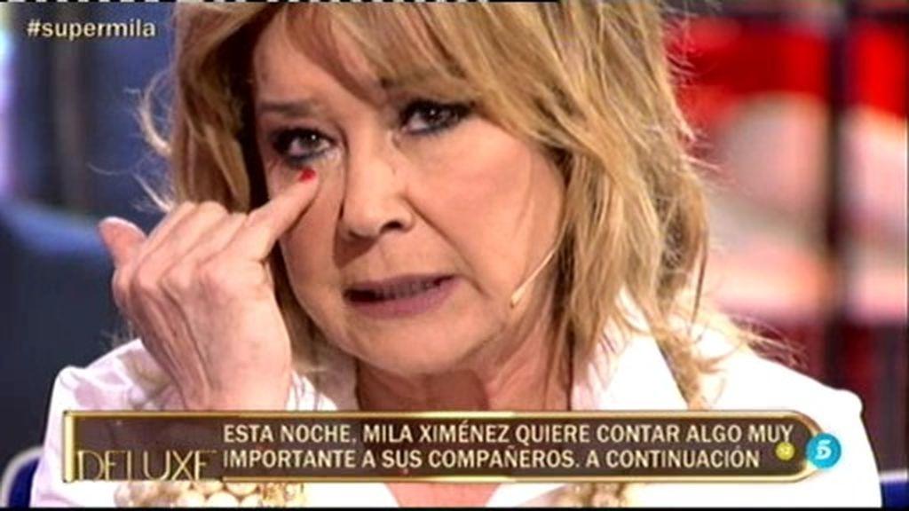 """Mila Ximénez: """"Me he puesto muchos suspensos en cosas de mi vida"""""""