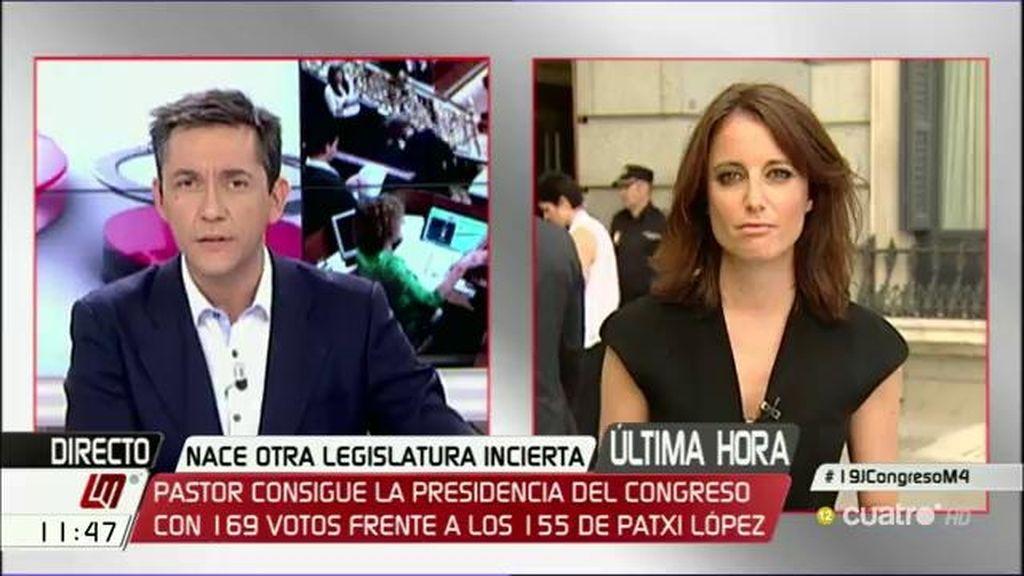 """Levy: """"No quedará por el PP para negociar hasta el último momento la posibilidad de tener una mayoría parlamentaria amplia"""""""