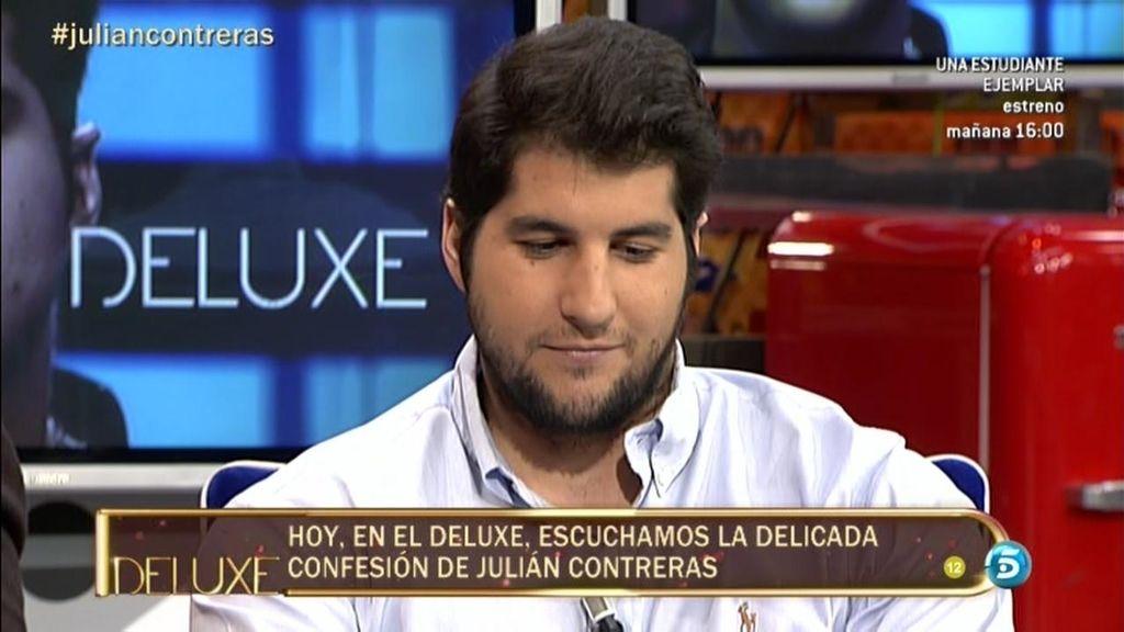 """Julián Contreras: """"He llevado una doble vida"""""""