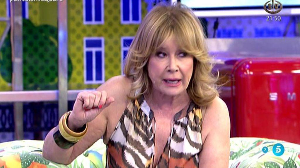 "Mila Ximénez: ""Voy a interponer una demanda contra Isabel Pantoja"""