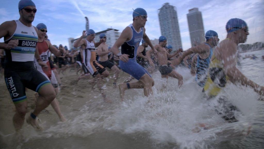 Sacrificio, superación… Así fue el Triathlon de Barcelona 2015