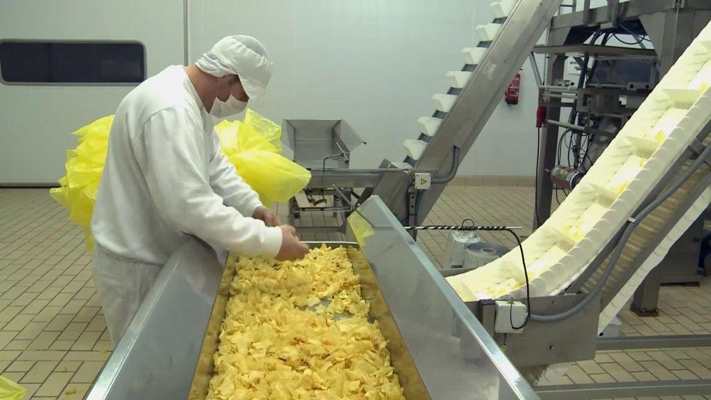 La acrilamida de las patatas fritas aumenta el riesgo de padecer cáncer