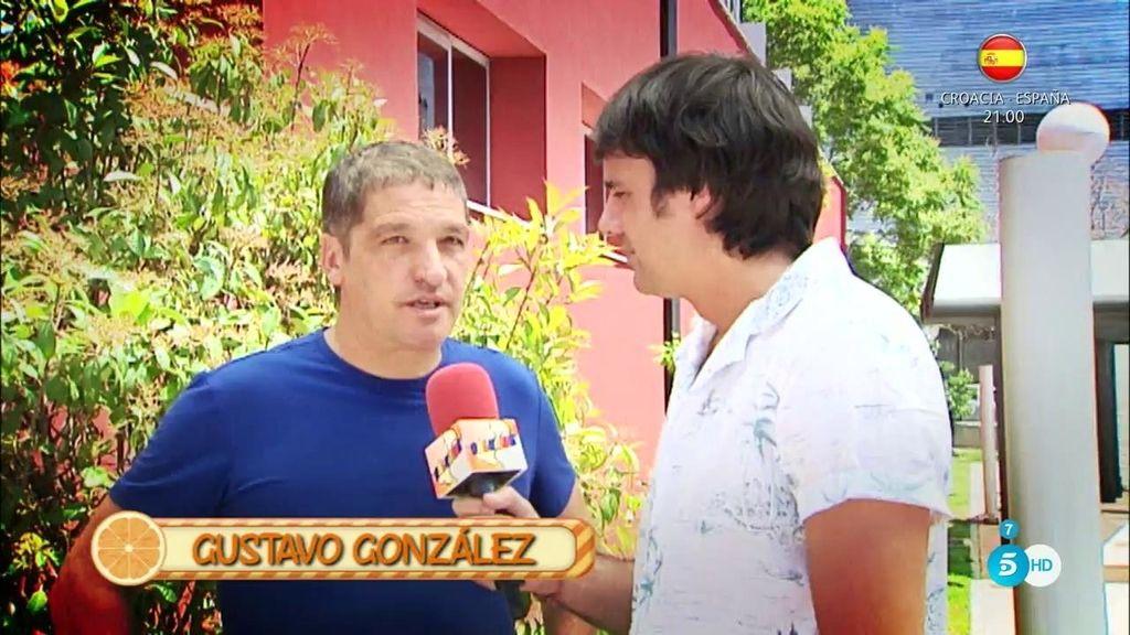 """Gustavo González: """"Agustín tiene una idea de la reaparición de Isabel Pantoja para la que ella no está preparada"""""""