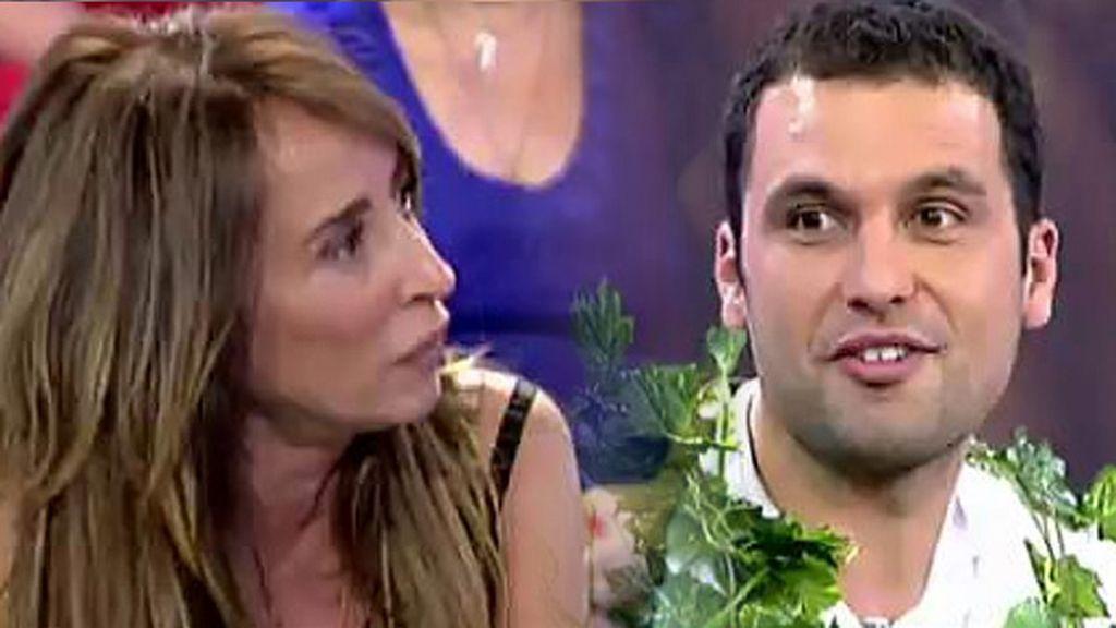 """María Patiño: """"Yola Berrocal es una mujer que maquina y que sabe lo que quiere"""""""
