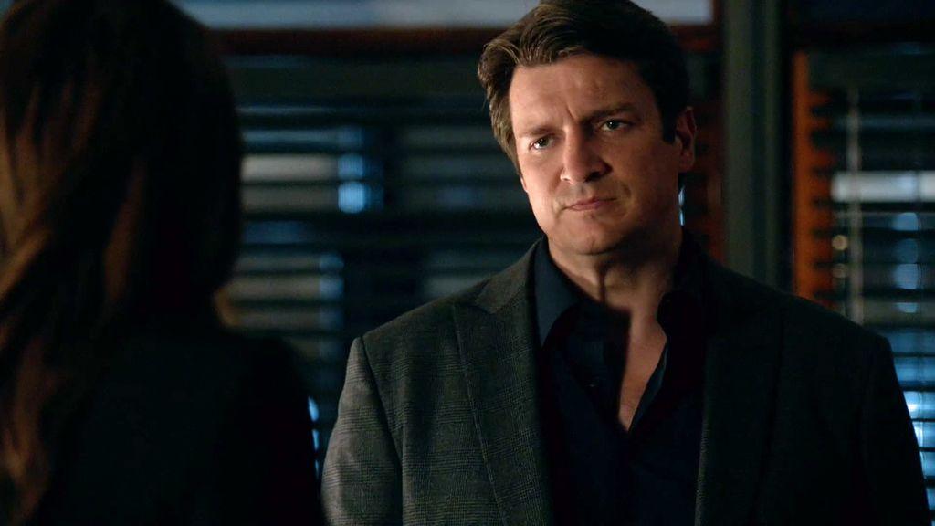 """Castle cuenta a Beckett la razón de su silencio: """"Intentaba protegerte de ti misma"""""""