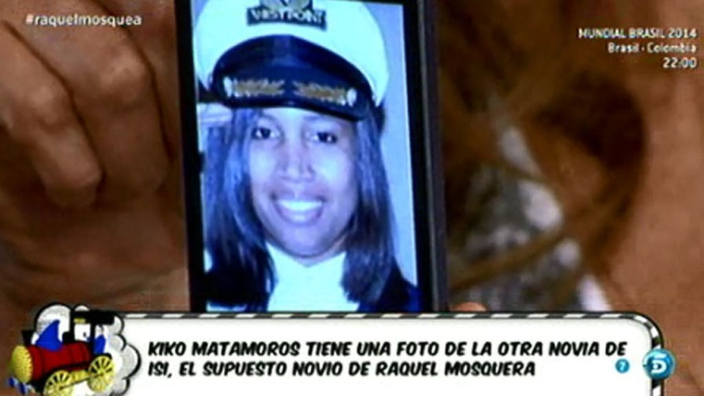 Kiko Matamoros revela la foto de quien podría ser la verdadera novia de Isi