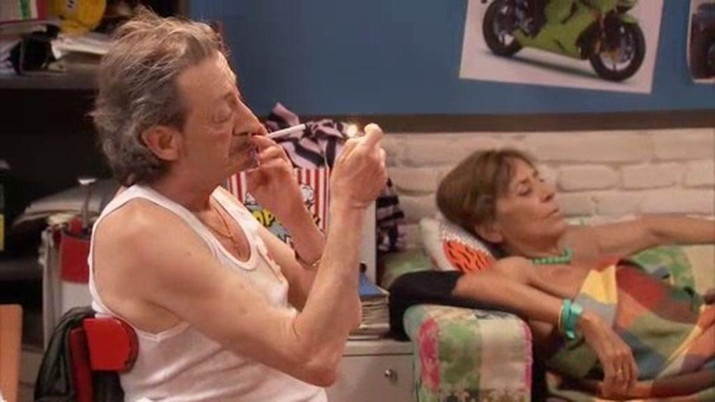 La abuela de Tony revoluciona el 'Gym Tony'