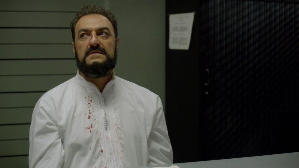 Tenso interrogatorio al imán tras ser detenido por los policías de El Príncipe