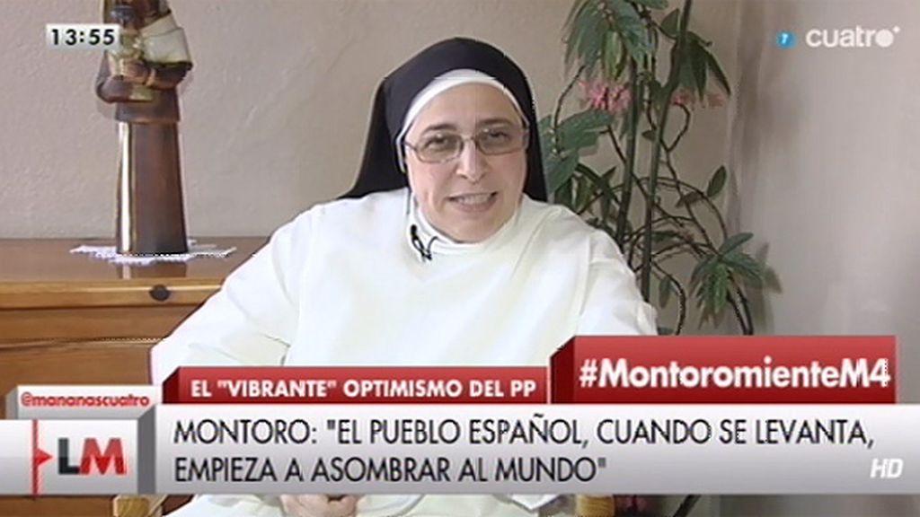 El trending topic de Sor Lucía Caram