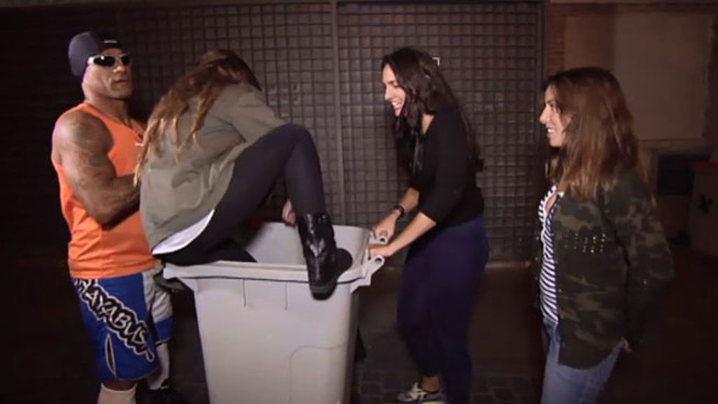Osmin castiga a Cristina y a sus amigas por haberse saltado la dieta en su día libre