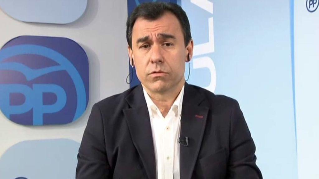 "Martínez Maíllo: ""Pedro Sánchez está arrodillado ante Pablo Iglesias"""