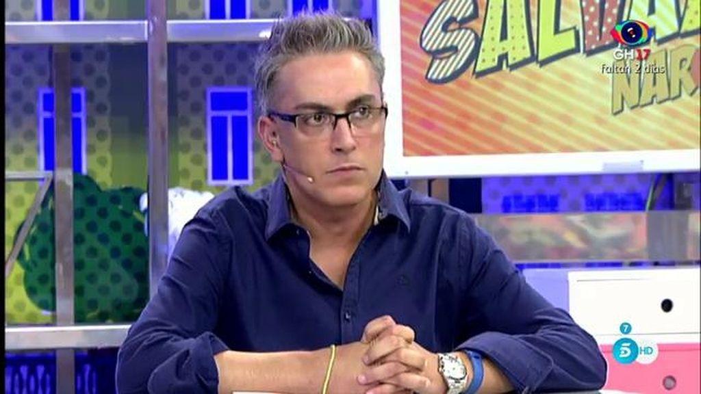 """Kiko Hernández: """"Vania Millán y René Ramos se han separado"""""""