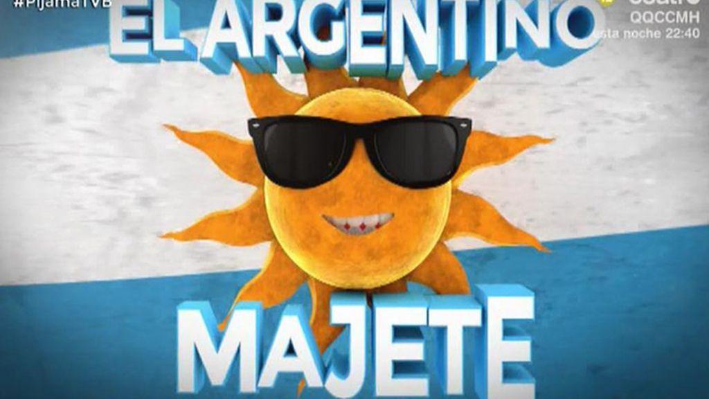 El descarado Coco estrena sección en 'Todo va bien': 'El argentino majete'