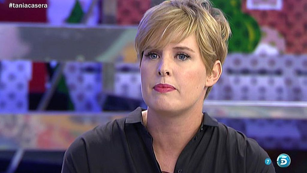 "Tania Llasera: ""Me siento bien con mi peso"""