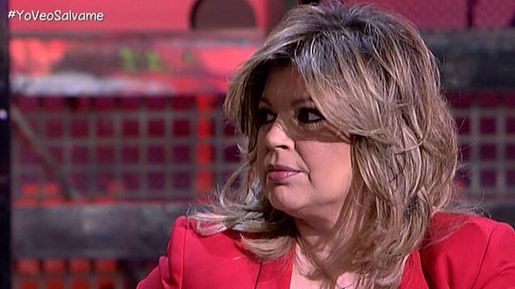 """Terelu Campos: """"Siempre me he defendido yo"""""""
