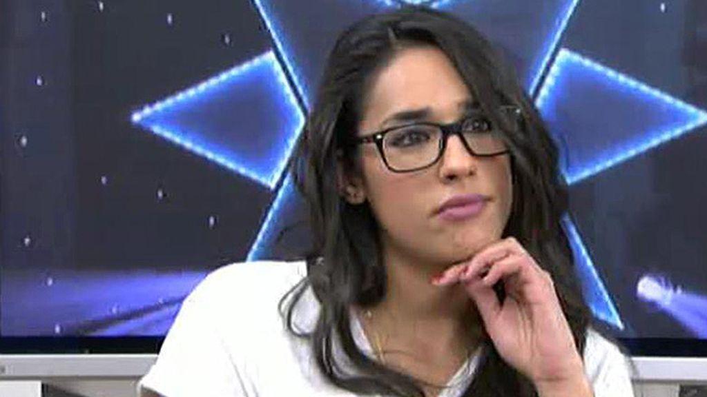 """Lucía (GH 15): """"Tal y como vi a Paula, se me quitaron las ganas de pedirle perdón"""""""
