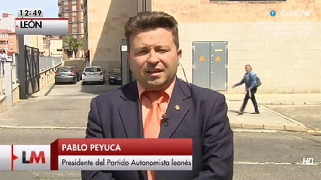 La entrevista con Pablo Peyuca, online