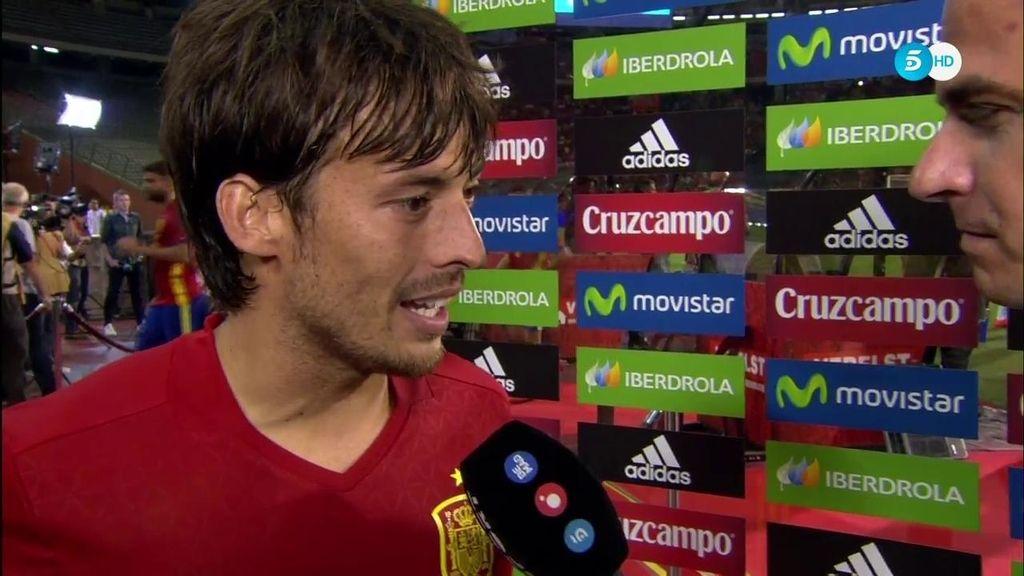 """Silva, tras ganar en Bélgica: """"Nos estamos adaptando bien pero se puede mejorar"""""""