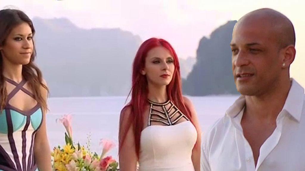 Raquel y Ana plantan a Gabriel en la decisión final