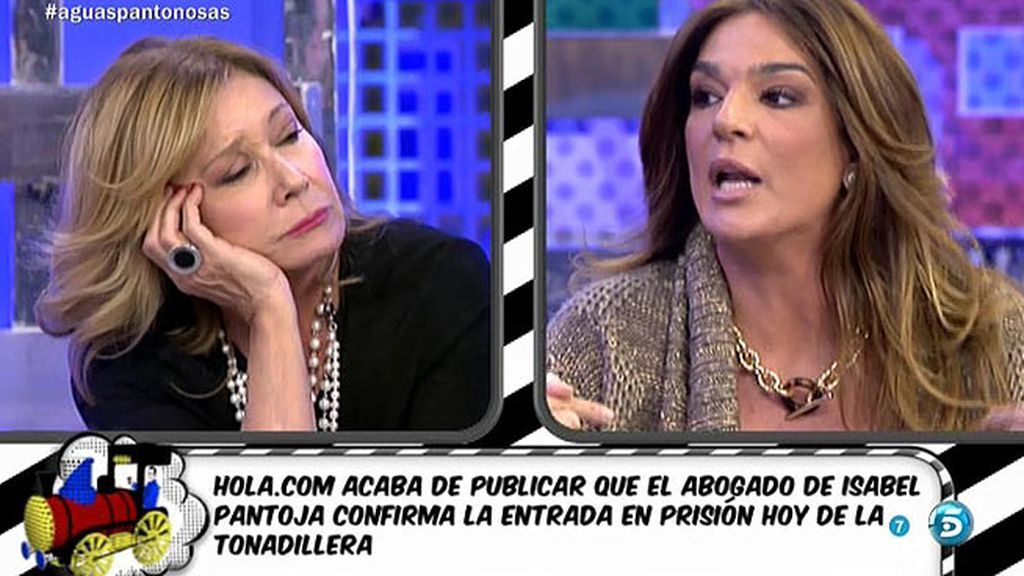 "Raquel, estalla contra Mila: ""Ningún compañero me insulta, intenta respetarme"""