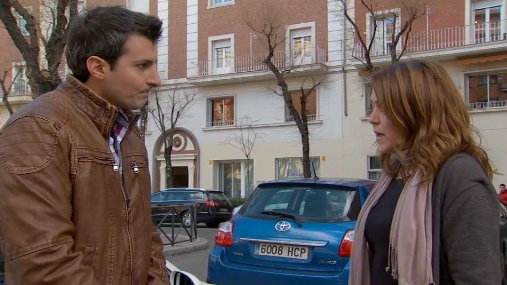 """Satur, exnovio de Lucía: """"No entiendo por qué estás contando tu vida en la radio"""""""