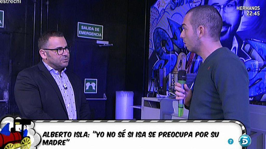 Alberto Isla afirma que no volvería a tener un hijo con Chabelita