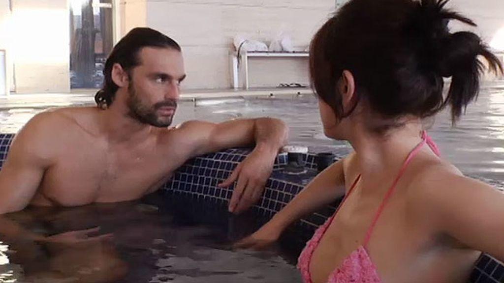 """Samanta, a Iván: """"¿Hasta qué edad se puede mantener una imagen seductora?"""""""
