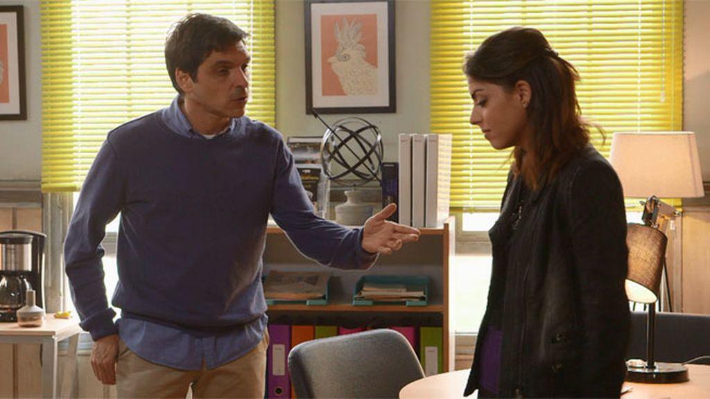 """Gustavo, a Claudia: """"Lo único que sé es que no quiero volver a verte llora por Miguel"""""""