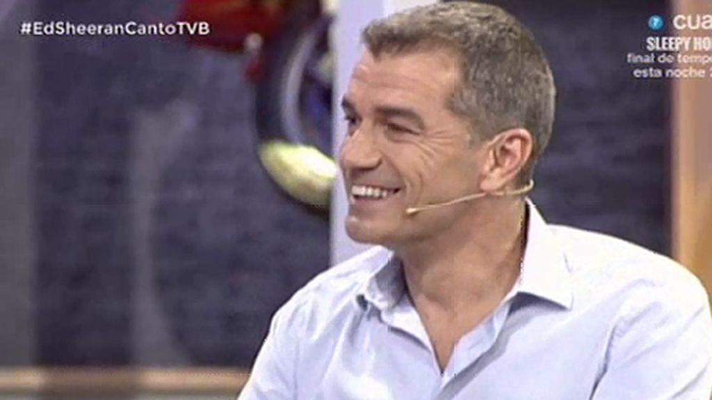 ¿Qué afición comparten Chicote, Toni Cantó y Javier Bardem?