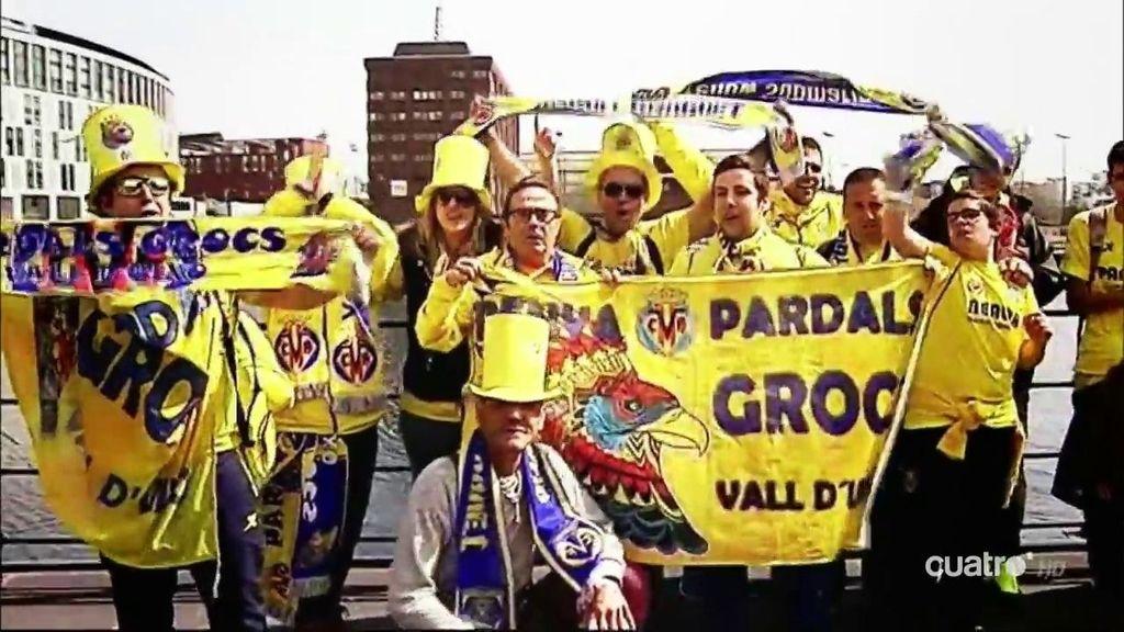 Los seguidores del Villarreal se harán oír en Anfield para animar a su equipo