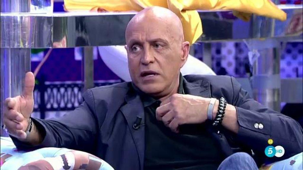 """Matamoros, de 'GH VIP': """"Me ofrecí a ir un día gratis a la casa"""""""