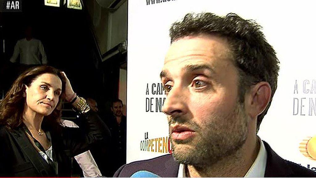 Daniel Guzmán presenta su primer largometraje como director,  'A cambio de nada'