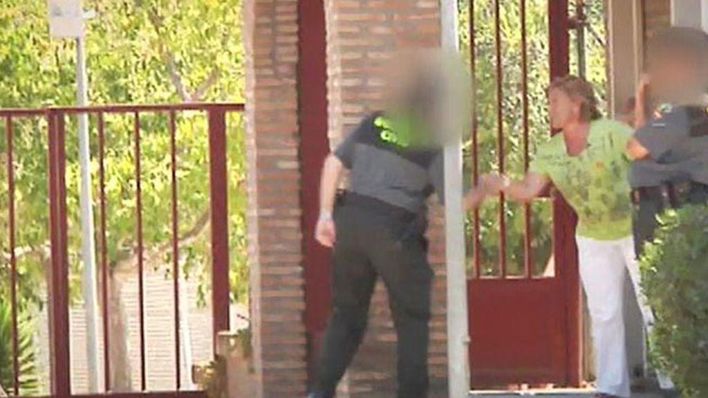 Chelo Gª-Cortés se traslada a la prisión de Alcalá de Guadaíra y la directora no la recibe