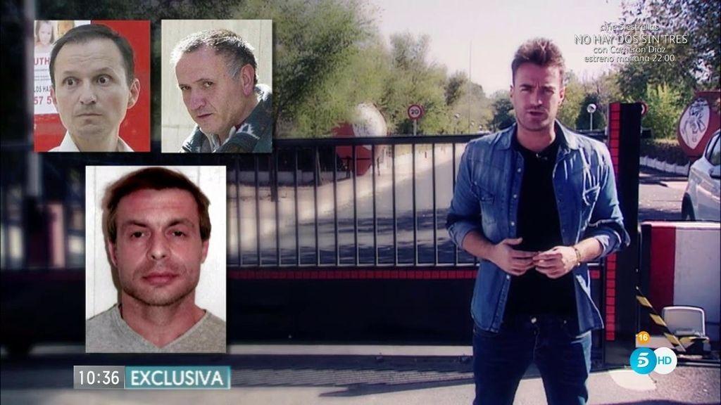 Ortiz comparte módulo de aislamiento con los asesinos de Mari Luz y Rocío Wanninkhof