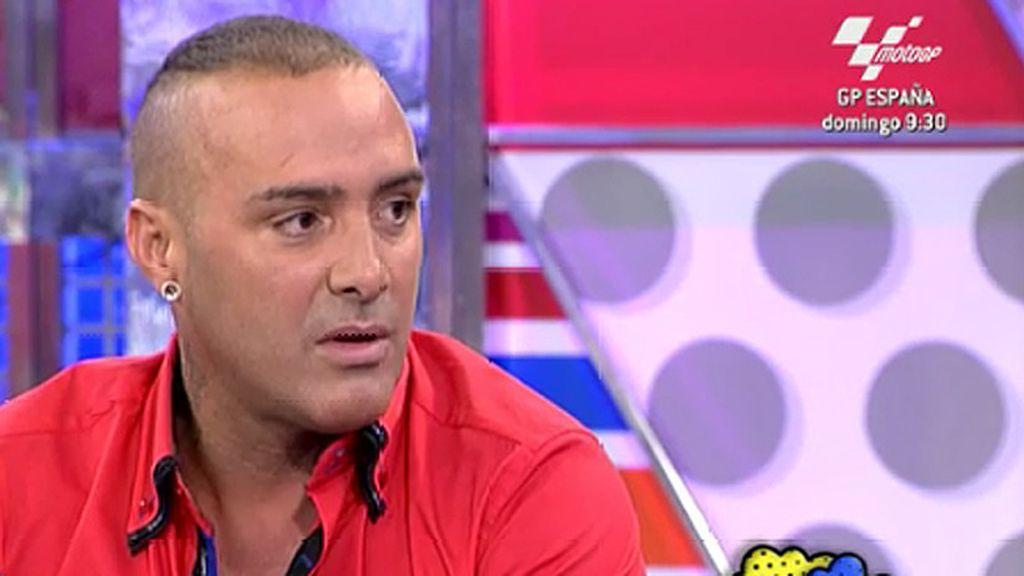 """Dinio García: """"Mis ex se han puesto de acuerdo y me están haciendo la vida imposible"""""""