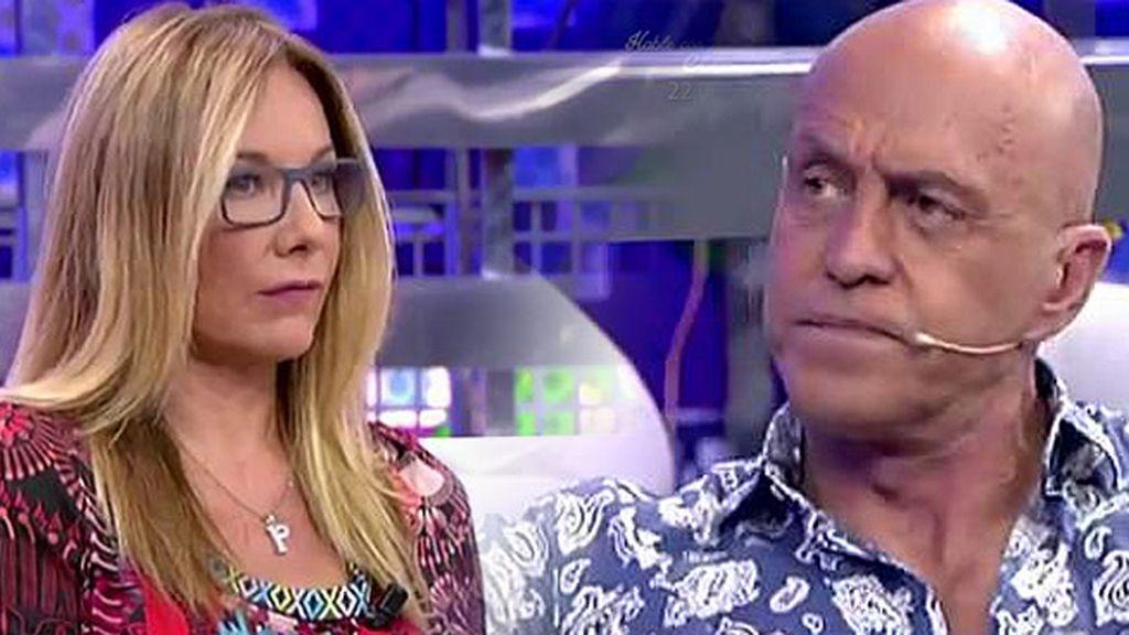 """Kiko Matamoros: """"Luis Rollán ha batido el récord de mentiras en un 'Poli', 10 de 20"""""""